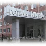 Отель Нива. Фасад фото