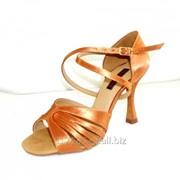 Туфли латина Dancefox LLA-052 фото