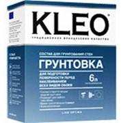 KLEO Primer 40 Грунтовка под обои, на 6л р-ра (80 гр) фото