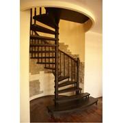 Лестница интерьерная ESCALERAS фото