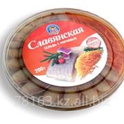 Сельдь с морковью Славянская фото