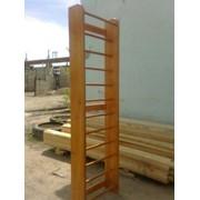 Лестницы деревянные. Столярные изделия фото