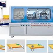 Полуавтоматическая машина линейной наклейки кромки MF-1504AB фото