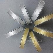 Лента люрекс 1,2см, в рулоне - 16 м фото