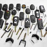Изготовление ключей, программирование чипов для авто фото