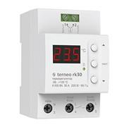 Терморегулятор terneo rk30 для электрических котлов фото