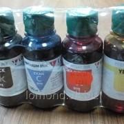 Чернила T0801-804 комплект 4 цв*100ml Dye для фотопринтеров T0821-826 фото
