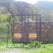 Качели парковые кованные, Качели кованные, Качели кованные в Севастополе, в Крыму, цена, фото фото