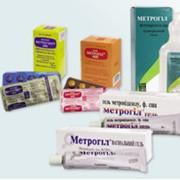 Препарат антибактериальный МЕТРОГИЛ®. фото