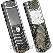 Телефон Vertu Signature S Design Silver Python 86897 фото