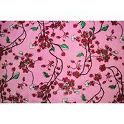 "Велсофт розовый "" Вишнёвый сад """