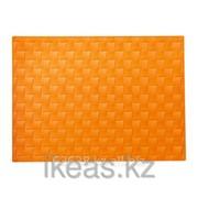 Салфетка под прибор, оранжевый УРДЕНТЛИГ фото