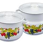Набор эмалированный Ягодный чай N10CQ02 фото