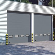 Ремонт автоматических ворот гаражей, складов и т.д фото