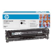 Картридж HP CC530A black фото