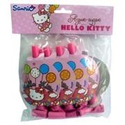 Язык-гудок с карт Hello Kitty 8шт А фото