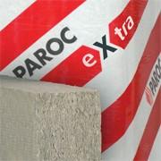 Универсальная негорючая плита из каменной ваты PAROC eXtra