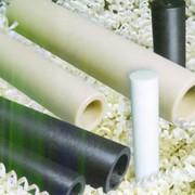 Изделия из капролона: стержни, круги, блоки фото