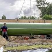 Резервуар для СУГ 50 куб. м. фото