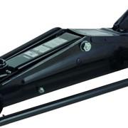 Домкрат гидравлический подкатной 3т H 130-410мм sigma 6104051 фото