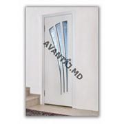 Классическая дверь MDF, арт. 18 фото