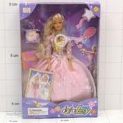 Кукла 20961 Прелестная нимфа с аксес. в кор Defa Lusy