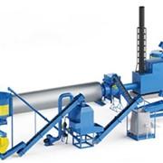 Линия по производству топливных гранул фото