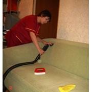 Чистка мягкой мебели (влажная) фото