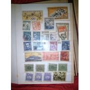 Старые марки фото