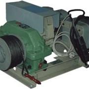 Лебедка электрическая ТЛ-12А фото