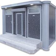 Аренда краткосрочная туалетный модуль-павильон Городовой 207 фото