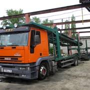 Автовоз Iveco фото