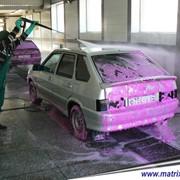 Фаворит Цветная активная пена для бесконтактной мойки авто фото