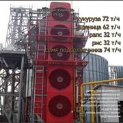 Зерносушилка Teco 1355Ω 13 секций 5 уровней фото