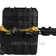 Ящик с колесами Stanley Mobile Job Chest с метал. замками 75,4 X 47 X 48,3 см 1-92-978 фото