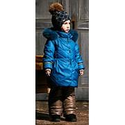 Зимний детский комплект «Шарлотта» фото