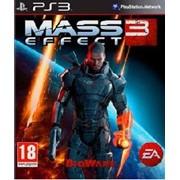 Видеоигра для приставки Playstation 3 Mass Effect - 3 фото