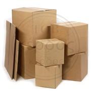 Ящики для хлеба из гофрокартона фото