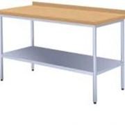 Стол производственный Атеси СК-3/1500/800Д разб. фото