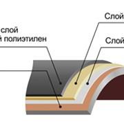 Трубы с трёхслойным изоляционным покрытием фото