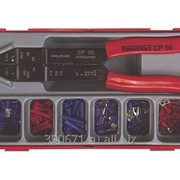 Электропассатижи и клеммы в наборе Teng Tools TTCP121 фото