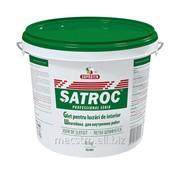 Шпаклевка для внутренних работ Satroc 8 кг Артикул 15.618 фото