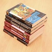 Книги в мягком переплете фото