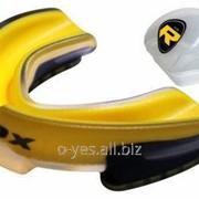 Капа боксерская RDX Gel 3D Elite Gold фото