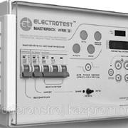 Щит управления приточной системой вентиляции с электрическим нагревателем фото