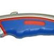 Нож-трапеция, +5 лезвий, стропорез, мет.корпус 26773 фото