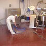 Очистка производственных помещений фото
