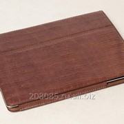 Чехол для iPad 3 new из кожи африканского каймана фото