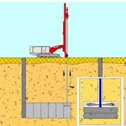Защита грунтовых вод и подстилающих пород от нефтяных загрязнений фото