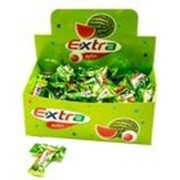 Жевательная резинка Extra арбуз, 20*100 4,2гр фото
